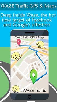 Guide Waze - GPS  Navigation & Maps screenshot 1