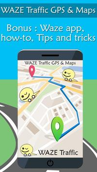 Guide Waze - GPS  Navigation & Maps screenshot 2