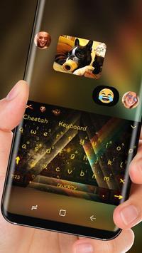 Triangle corners Keyboard Theme apk screenshot