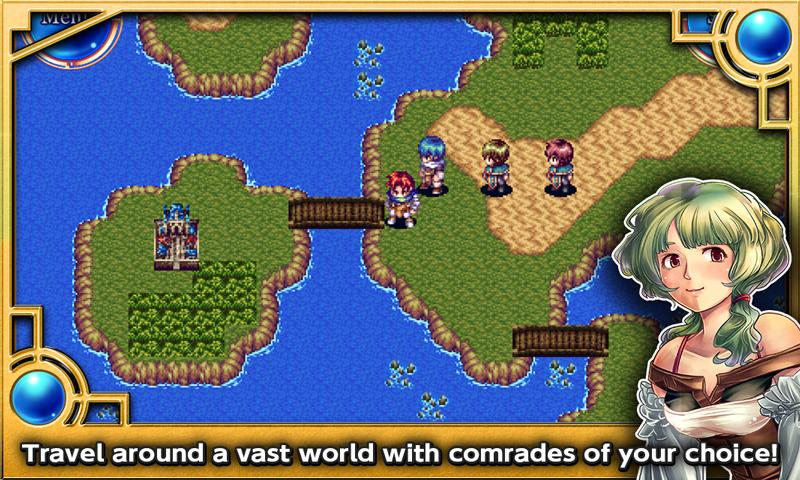 RPG Crystareino for Android - APK Download
