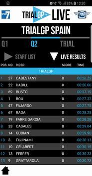 TRIALGP Live screenshot 4
