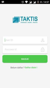 Taktis screenshot 1