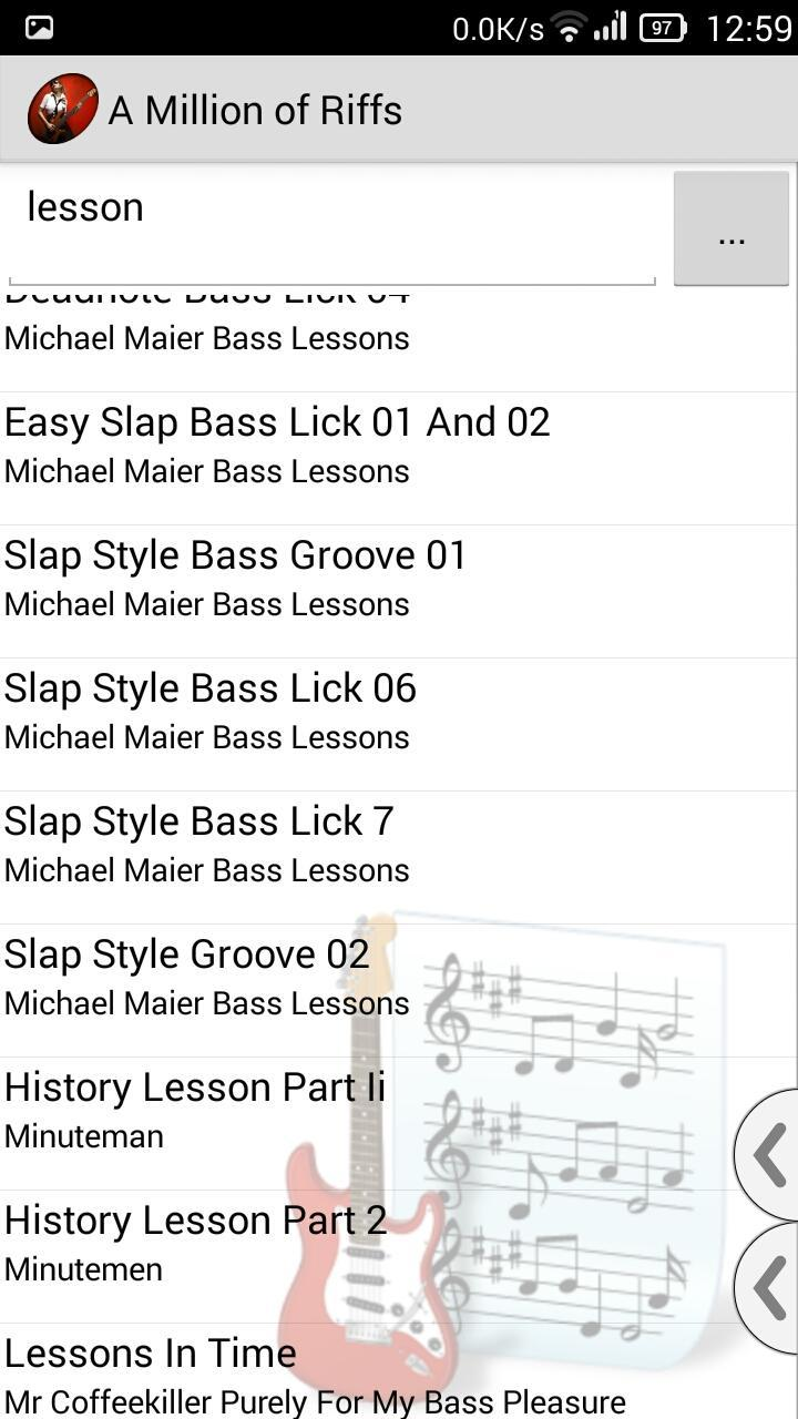 Ultimate Songsterr Songbook for Android - APK Download