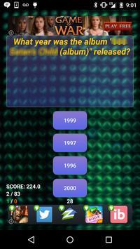 Trivia of Robert Cray Songs apk screenshot