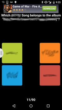 Quiz: JIMMY FALLON Songs apk screenshot