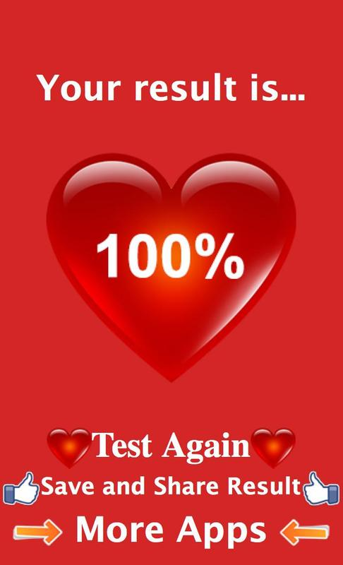 Apk love tester | Love Tester Deluxe APK Download V 1 0 (6 3MB