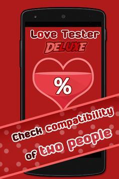 Love Tester Deluxe Scanner poster