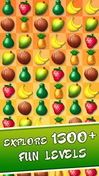 Tropic Madness Match 3 screenshot 1
