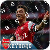 Keyboard themes for |ARSENAL| icon