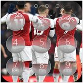 lock screen for |Arsenal|; HD wallpaper icon