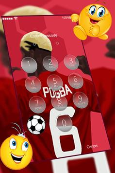 lock screen for |Manchester united|; HD wallpaper screenshot 1