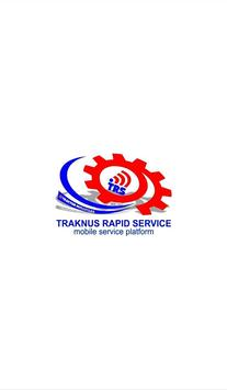 TRS - Traknus Rapid Service poster