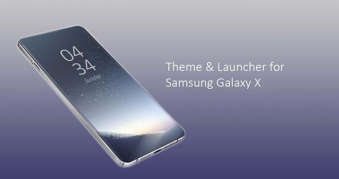 Theme for Galaxy X poster