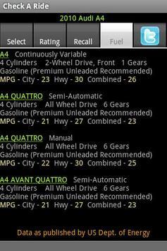 Check A Ride apk screenshot