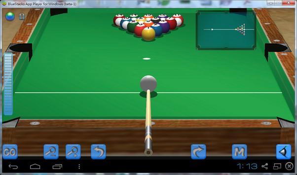3D極品桌球--北京百納科技 杜化美 吳亞峰 等著書範例 screenshot 1