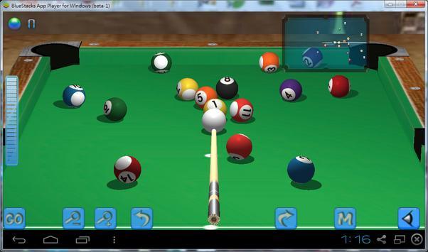 3D極品桌球--北京百納科技 杜化美 吳亞峰 等著書範例 screenshot 2