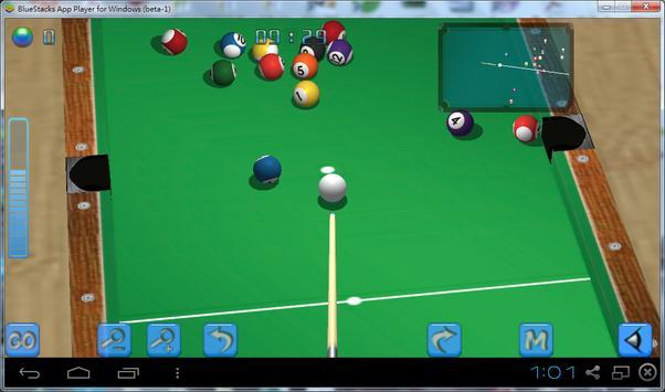3D極品桌球--北京百納科技 杜化美 吳亞峰 等著書範例 screenshot 5