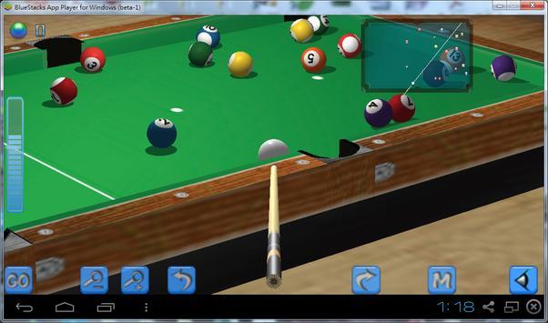 3D極品桌球--北京百納科技 杜化美 吳亞峰 等著書範例 screenshot 8