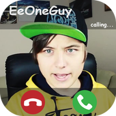 Fake Call EeOneGuy (Joke) icon