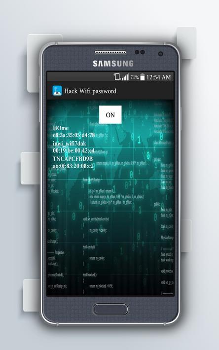 Wifi Password Hack Pro Prank para Android - APK Baixar