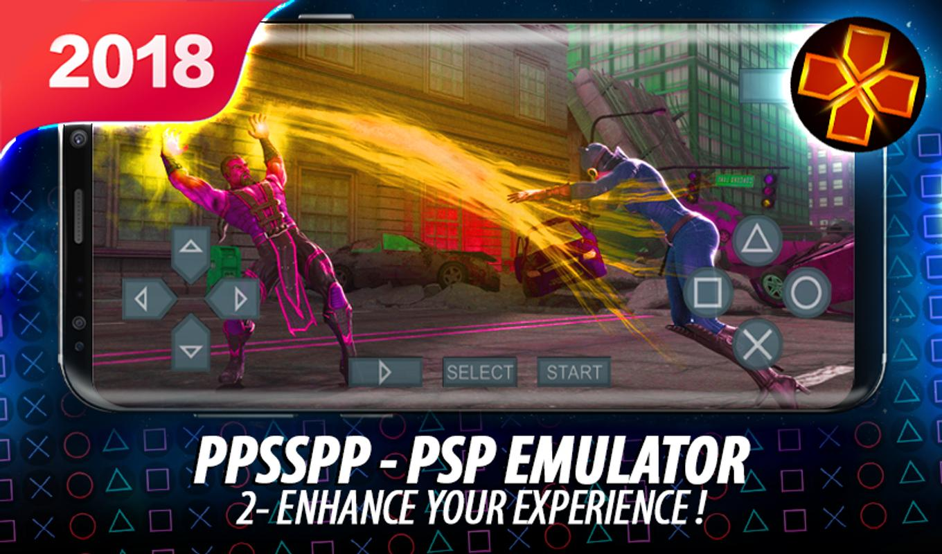 ppsspp gold emulator android games
