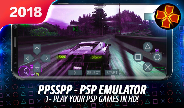 <b>PPSSPP</b> Gold <b>Apk</b> v1.8.0 Download For Free (<b>PSP</b> <b>Emulator</b>) 2019