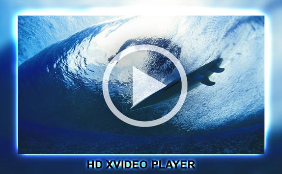 XXX HD video player apk screenshot