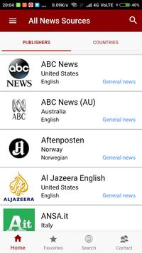 All News Sources poster