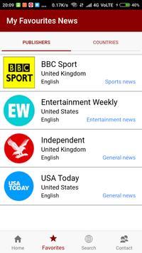 All News Sources screenshot 6