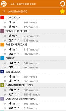 Horarios Transporte Cantabria screenshot 4