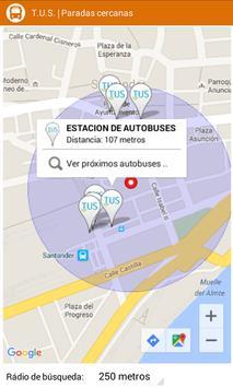 Horarios Transporte Cantabria apk screenshot
