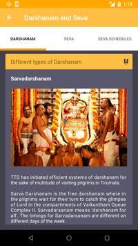 Tirumala Darshini screenshot 3