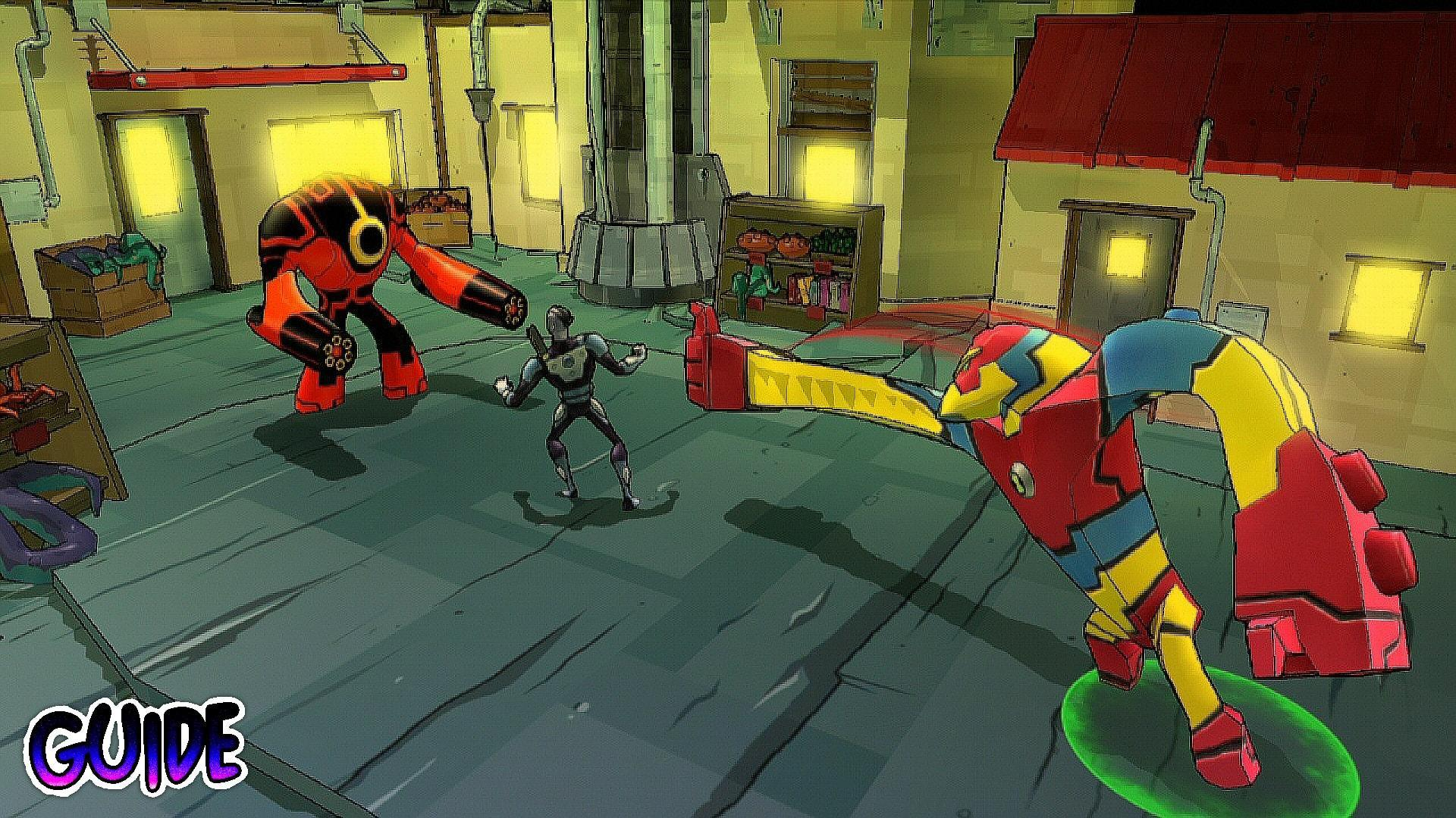 guide Ben 10 Omniverse the video game for Android - APK Download