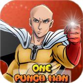 saitama hero super panch icon