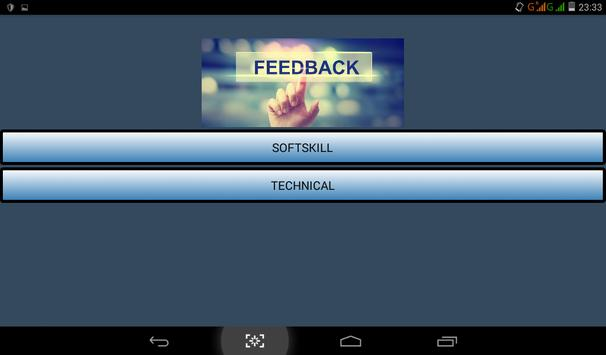 LICTFeedBack screenshot 5