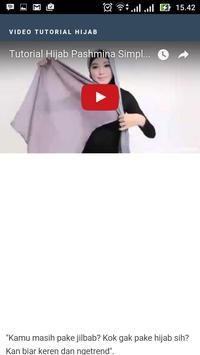 Tutorial Hijab Sederhana screenshot 2