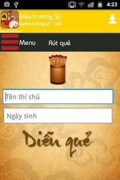 Gieo que - Rút quẻ đầu năm screenshot 3