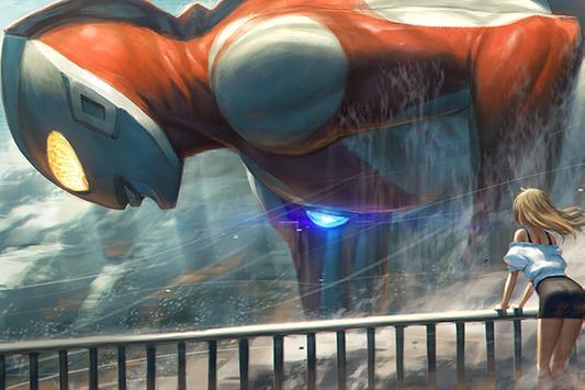 Hint Ultraman Giga poster