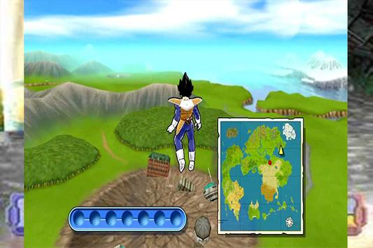 Hint Dragon Ball Budokai screenshot 1