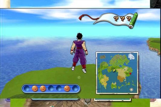 Hint Dragon Ball Budokai screenshot 2
