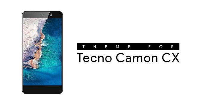 Theme for Tecno Camon CX / C8 for Android - APK Download