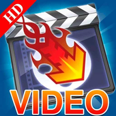 Tube Video Downloader For FB icon
