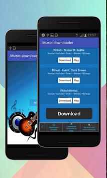 Mp3 Music Downloader Free ♫ poster