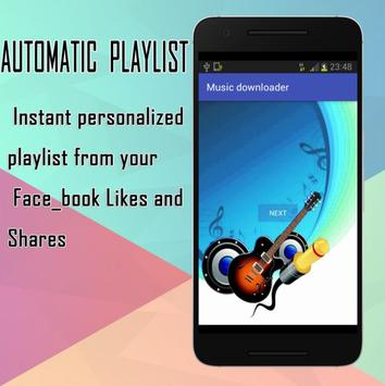 Mp3 Music Downloader Free ♫ apk screenshot