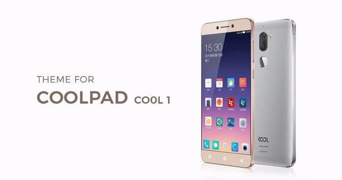 Theme for Coolpad Cool 1 poster