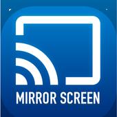 Mirror Screen For Smart TV icon