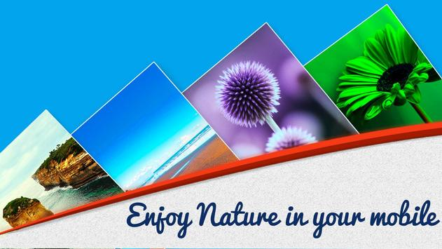 Nature HD Wallpapers - Live poster