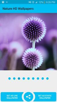 Nature HD Wallpapers - Live apk screenshot