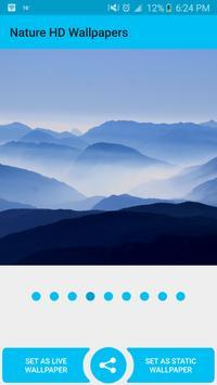 Nature HD Wallpapers - Live screenshot 2