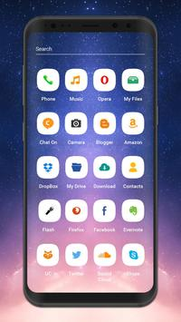 Theme for Oppo A53 / A57 screenshot 1